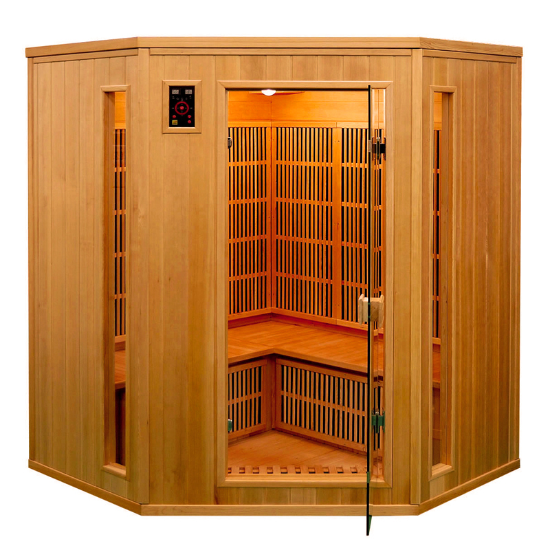piscinex sauna athena sauna infrarouge ath na 3 4 places. Black Bedroom Furniture Sets. Home Design Ideas