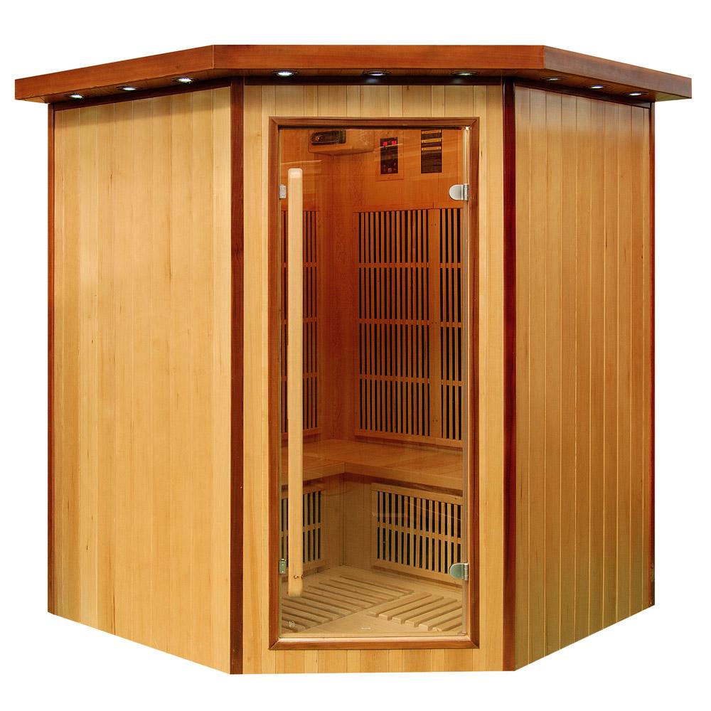 piscinex sauna koulou sauna infrarouge koulou 3c places. Black Bedroom Furniture Sets. Home Design Ideas