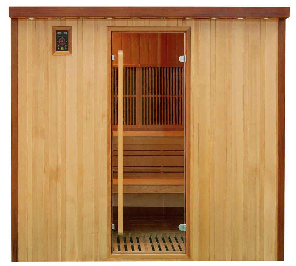 Piscinex sauna koulou sauna infrarouge koulou 5 places - Difference entre sauna infrarouge et traditionnel ...