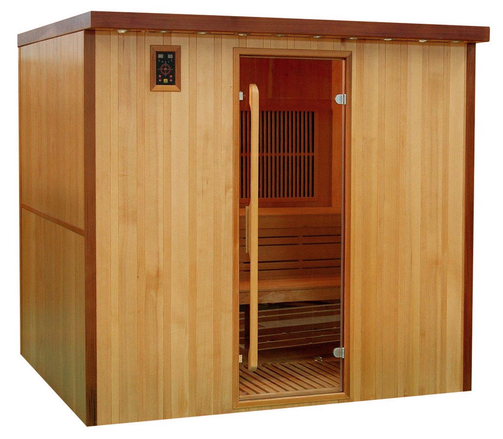 piscinex sauna koulou sauna infrarouge koulou 5 places. Black Bedroom Furniture Sets. Home Design Ideas