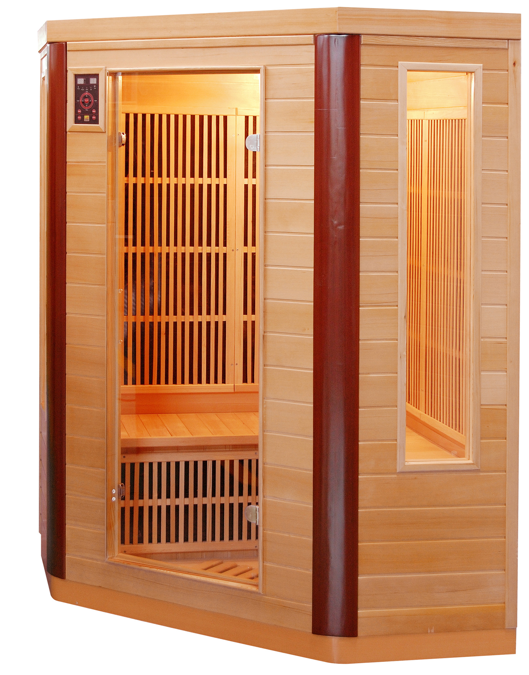 piscinex sauna prince sauna infrarouge prince 2 3 places. Black Bedroom Furniture Sets. Home Design Ideas