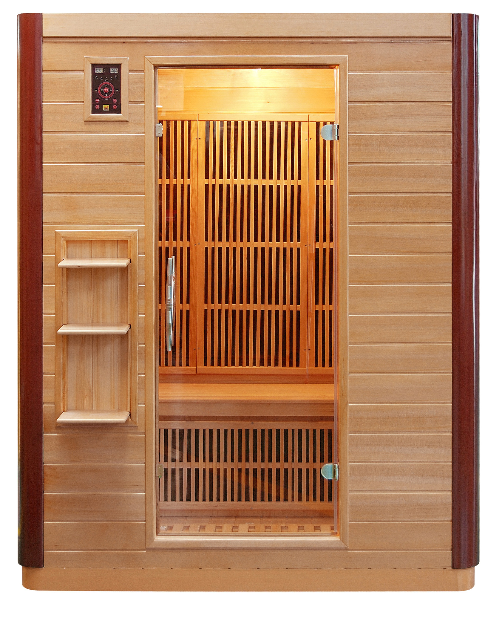 piscinex sauna prince sauna infrarouge prince 3 places. Black Bedroom Furniture Sets. Home Design Ideas