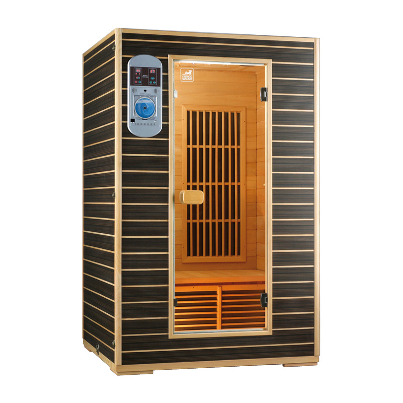 piscinex sauna star sauna infrarouge star 22 2 places. Black Bedroom Furniture Sets. Home Design Ideas