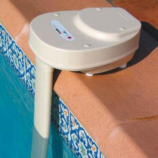 Piscinex s curit piscine alarme de piscine sensor premium for Alarme securite piscine