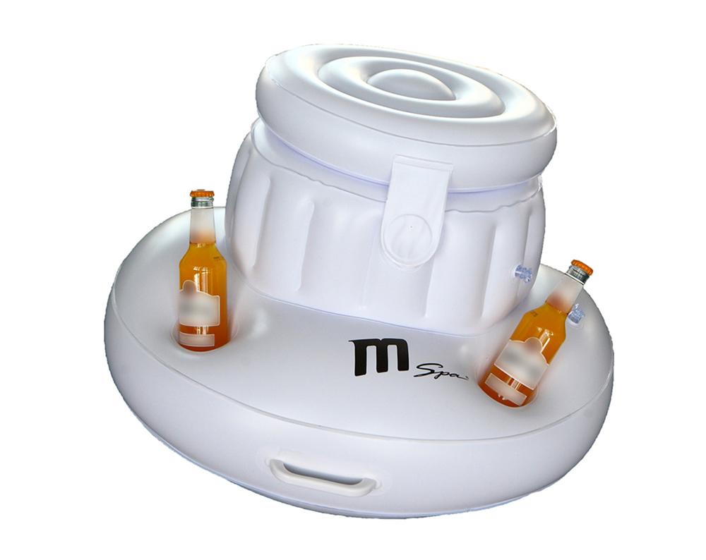 Piscinex accessoires pour spa bar flottant 6 verres for Chauffage piscine flottant